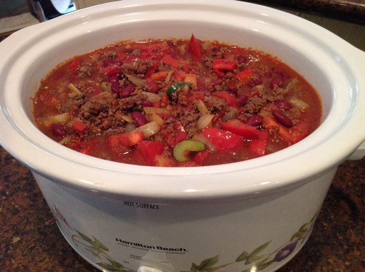 Grandma Sue's Chili